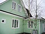 Загородный дом - реализованный проект. Увеличить